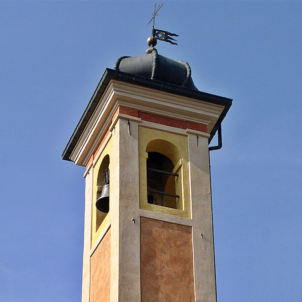 CHURCH OF CONFRATERNITA OF SANTA CROCE – DEMONTE (CN)