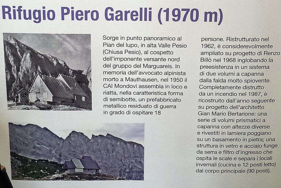 Rifugio Garelli 1
